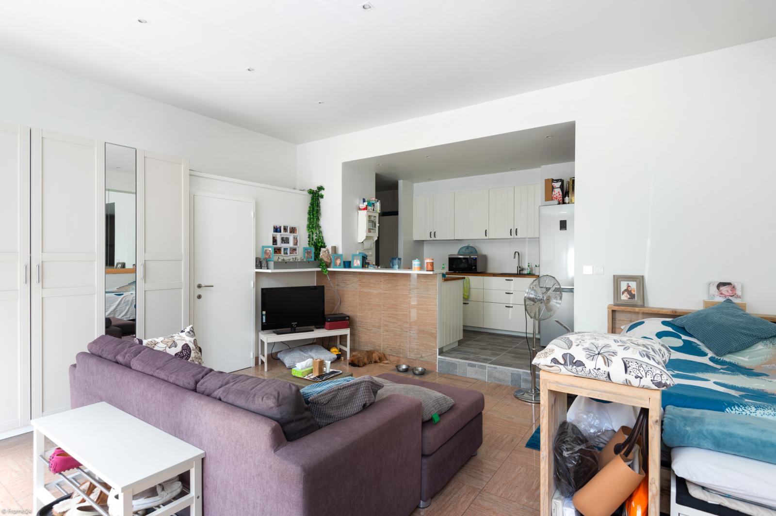 Riant gelijkvloers appartement met aparte studio en gezellige tuin te Deurne-Zuid! afbeelding 25