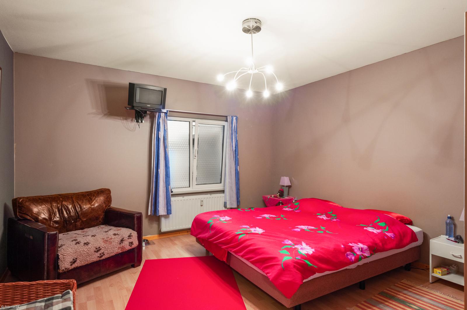 Riant gelijkvloers appartement met aparte studio en gezellige tuin te Deurne-Zuid! afbeelding 15