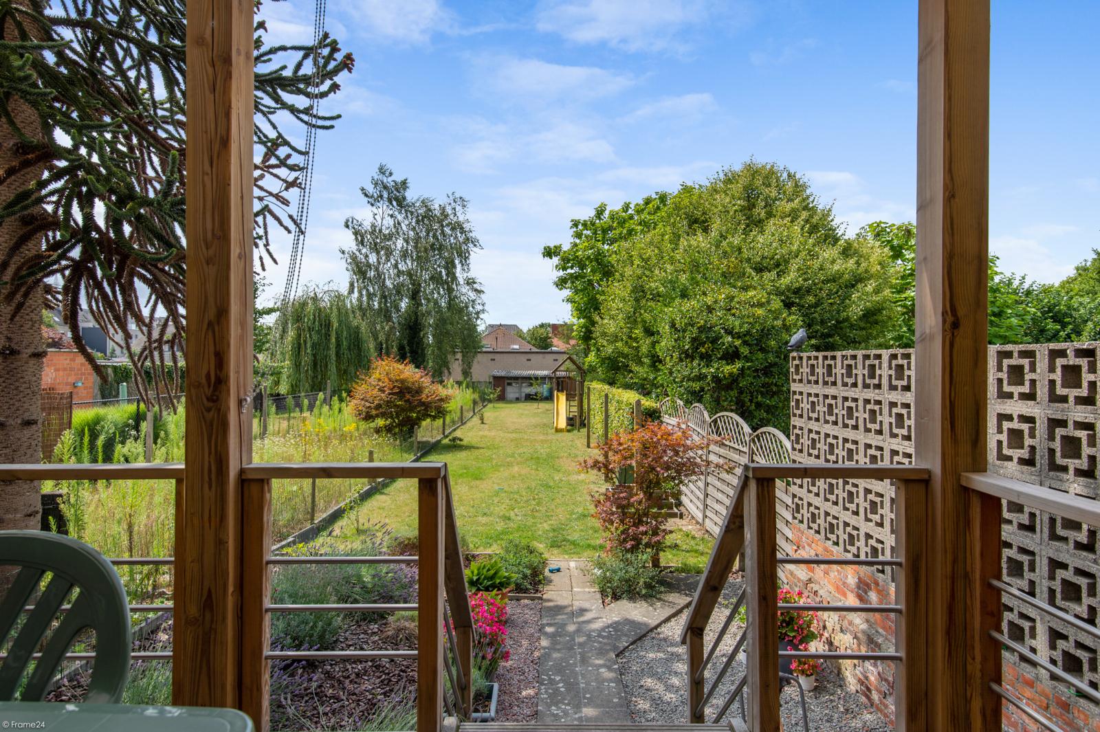 Ruime en instapklare eengezinswoning (160m²) met zonnige tuin te Wijnegem! afbeelding 9