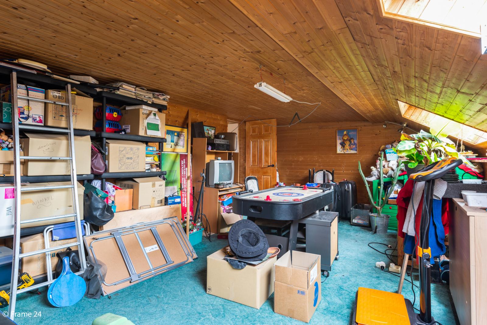 Uitzonderlijke woning met (220m²) met garage én magazijn (161m²) nabij Park Spoort Noord! afbeelding 20