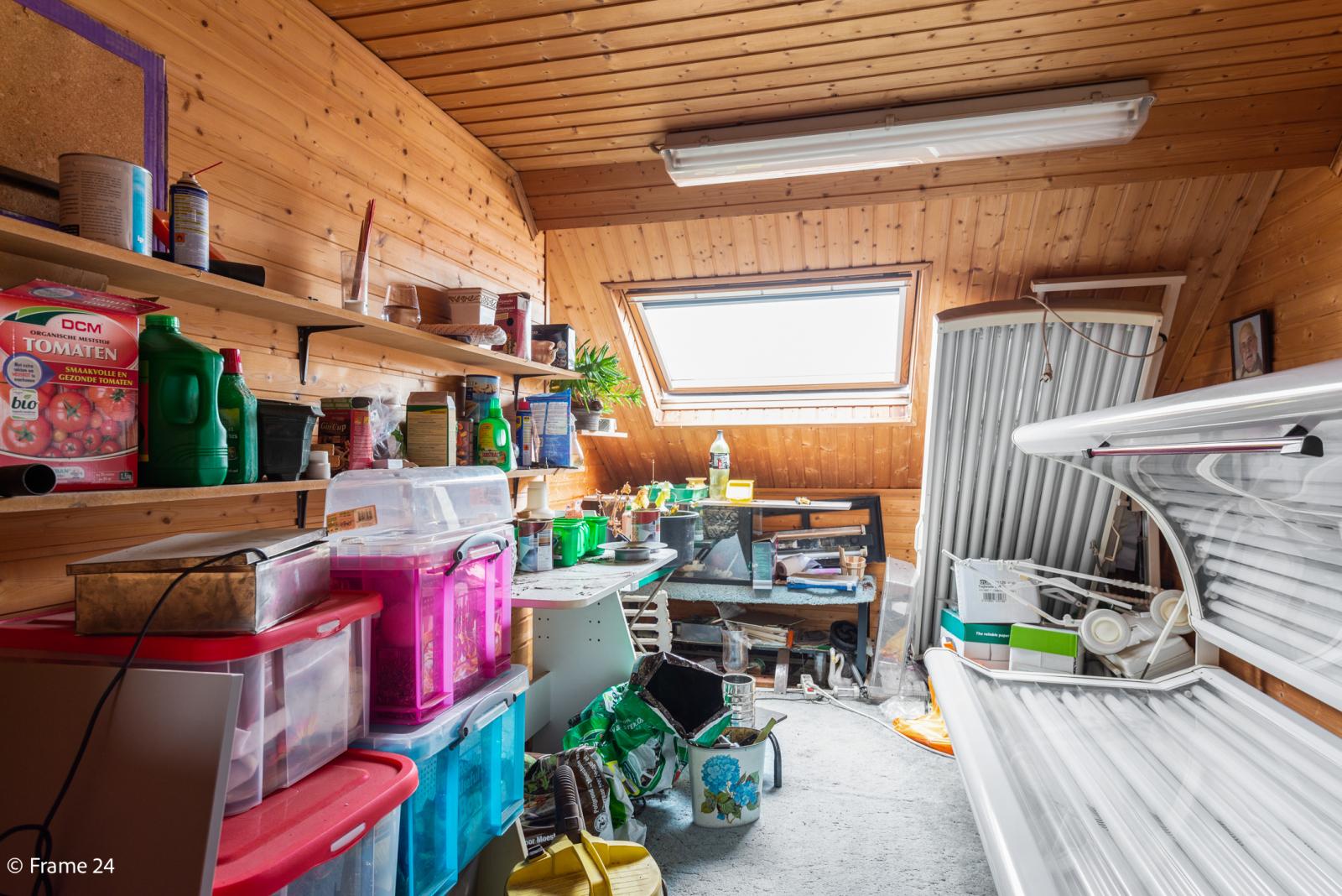 Uitzonderlijke woning met (220m²) met garage én magazijn (161m²) nabij Park Spoort Noord! afbeelding 21