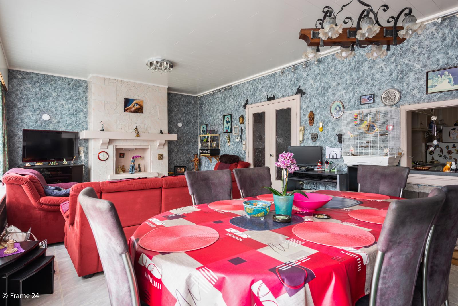 Uitzonderlijke woning met (220m²) met garage én magazijn (161m²) nabij Park Spoort Noord! afbeelding 5