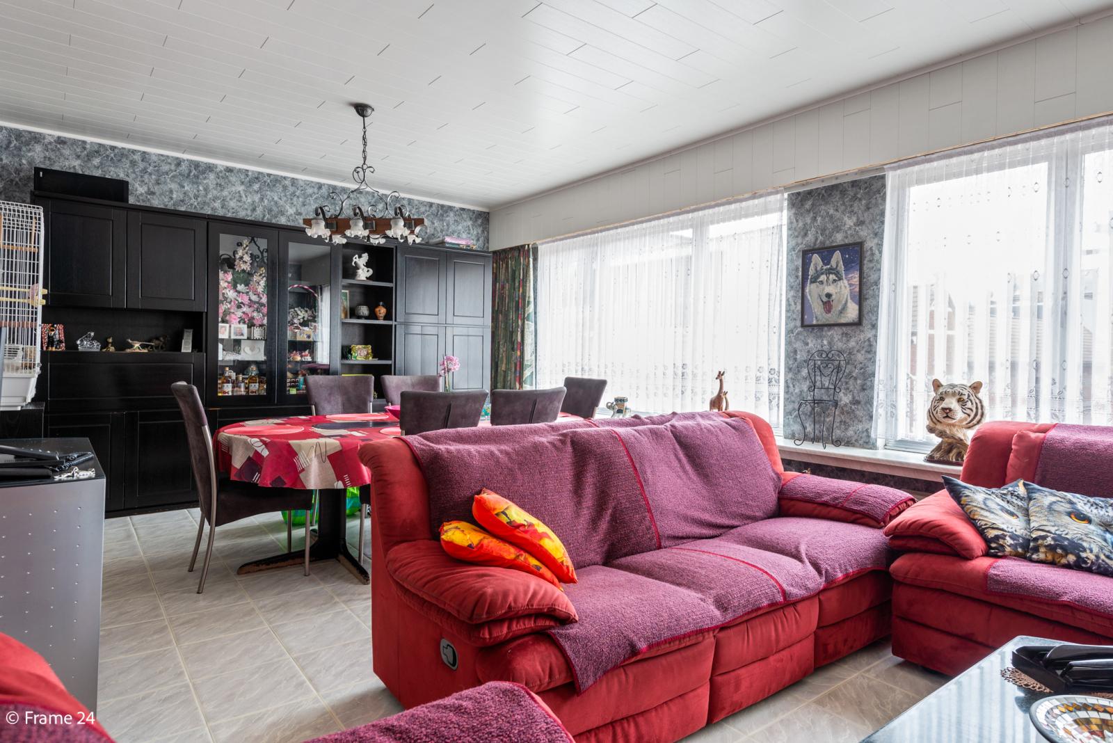 Uitzonderlijke woning met (220m²) met garage én magazijn (161m²) nabij Park Spoort Noord! afbeelding 3