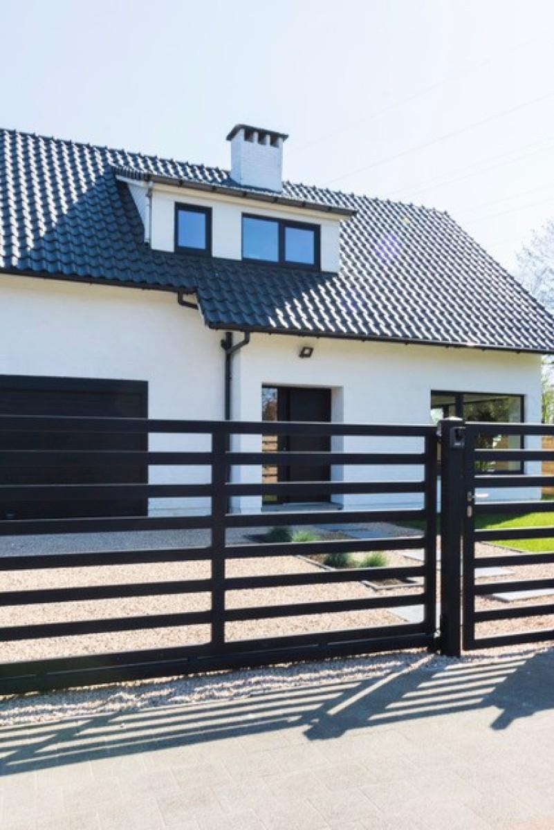 Nieuwe, vrijstaande woning in Wijnegem met hoogwaardige afwerking afbeelding 3