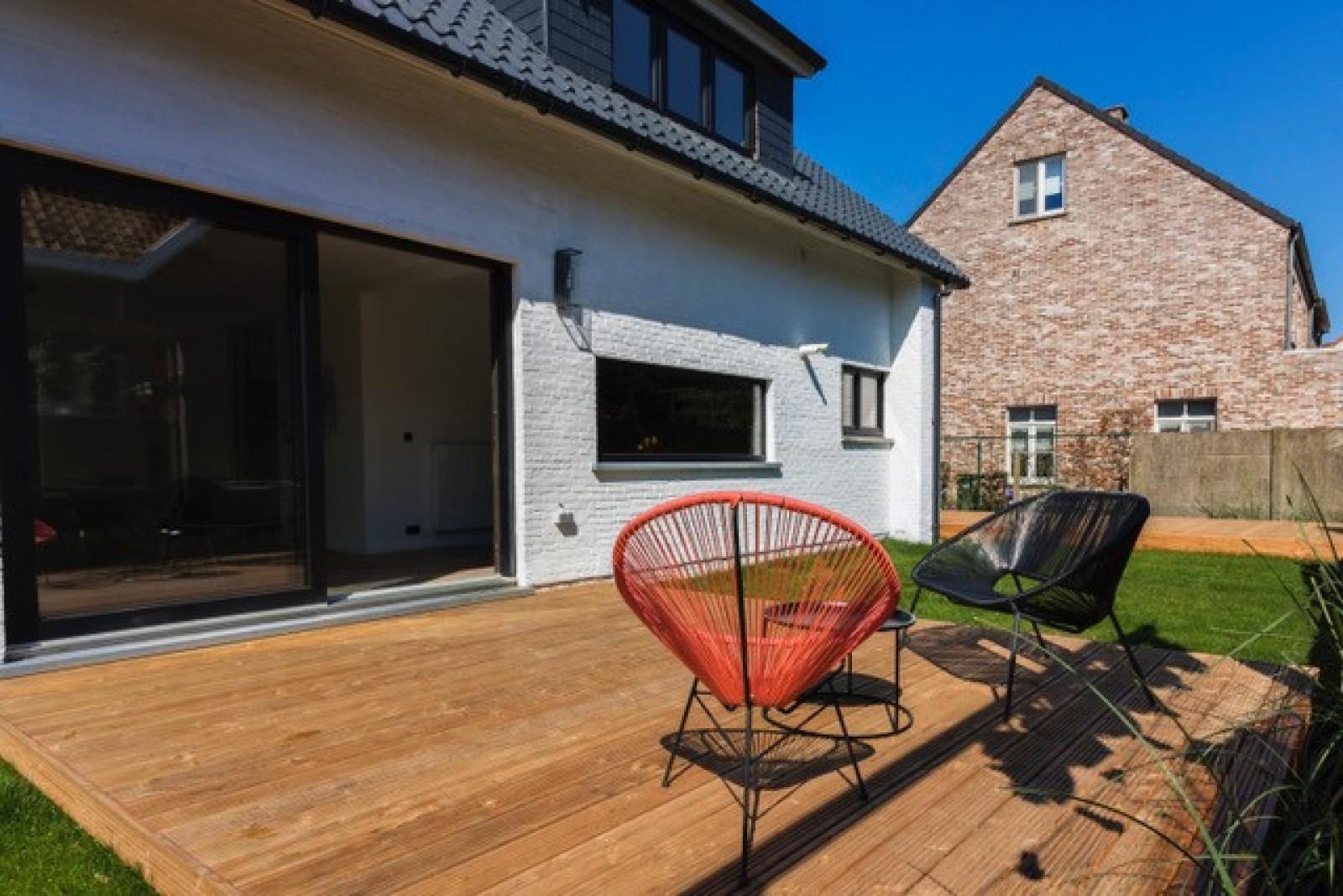 Nieuwe, vrijstaande woning in Wijnegem met hoogwaardige afwerking afbeelding 27