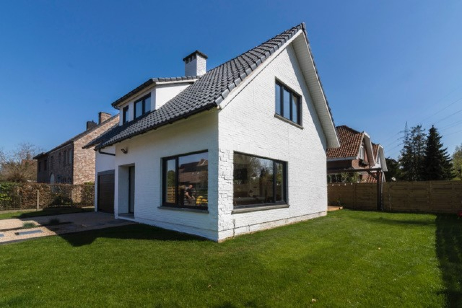 Nieuwe, vrijstaande woning in Wijnegem met hoogwaardige afwerking afbeelding 32