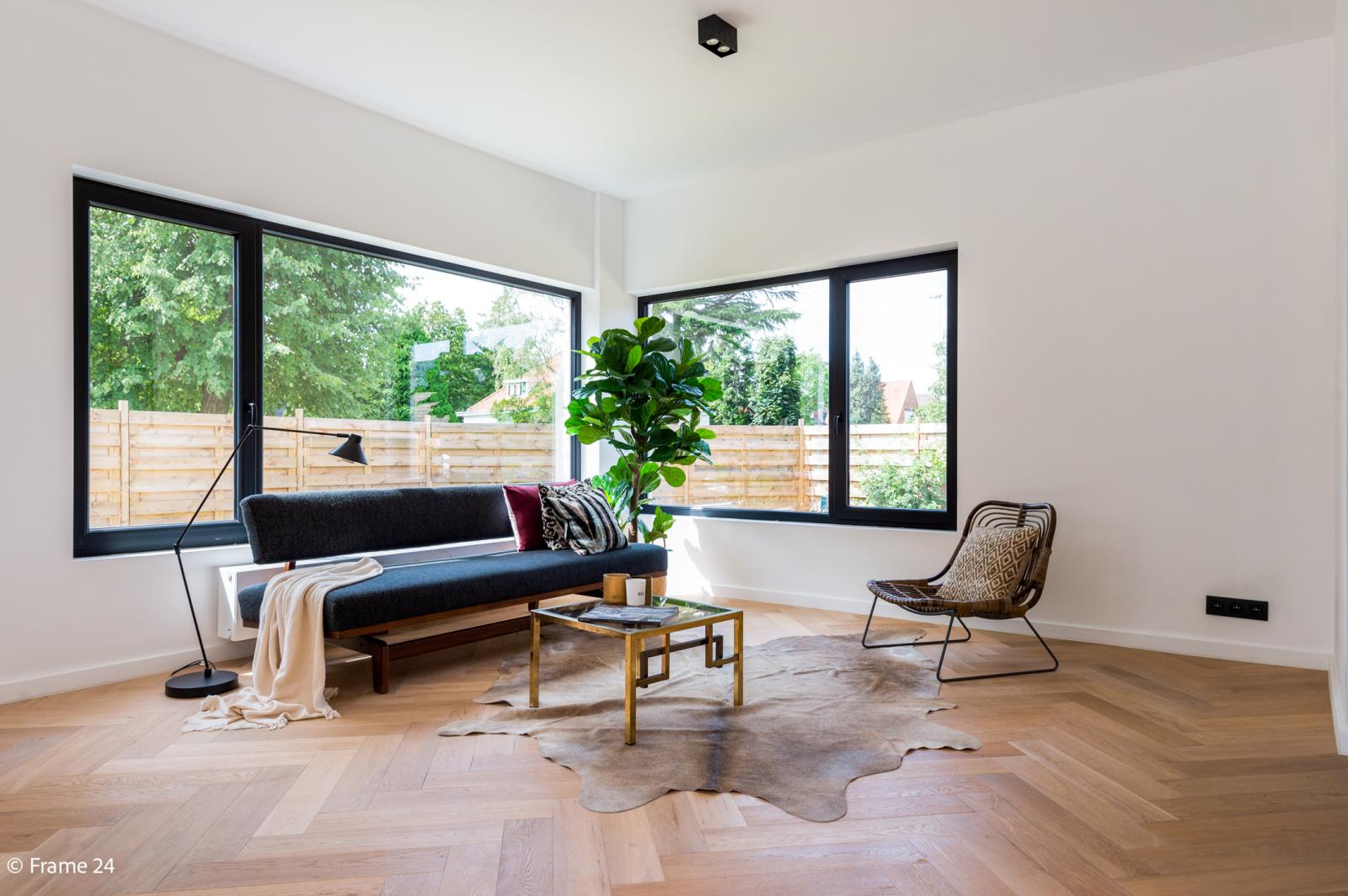 Nieuwe, vrijstaande woning in Wijnegem met hoogwaardige afwerking afbeelding 10