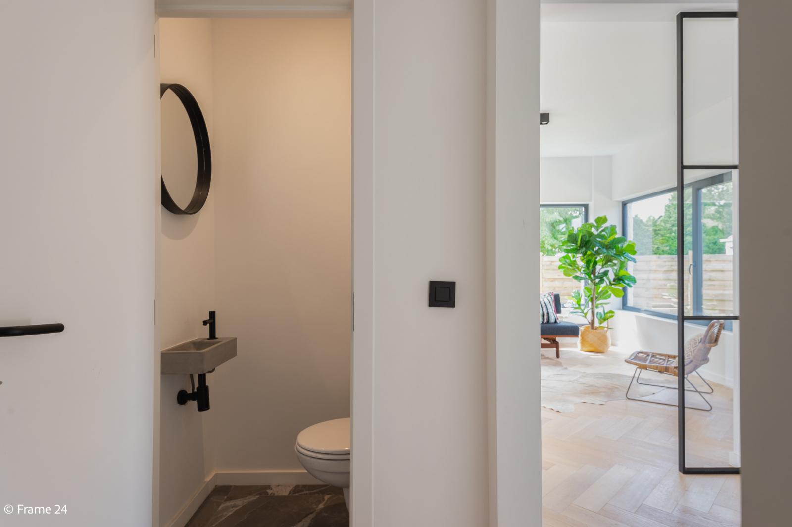 Nieuwe, vrijstaande woning in Wijnegem met hoogwaardige afwerking afbeelding 7
