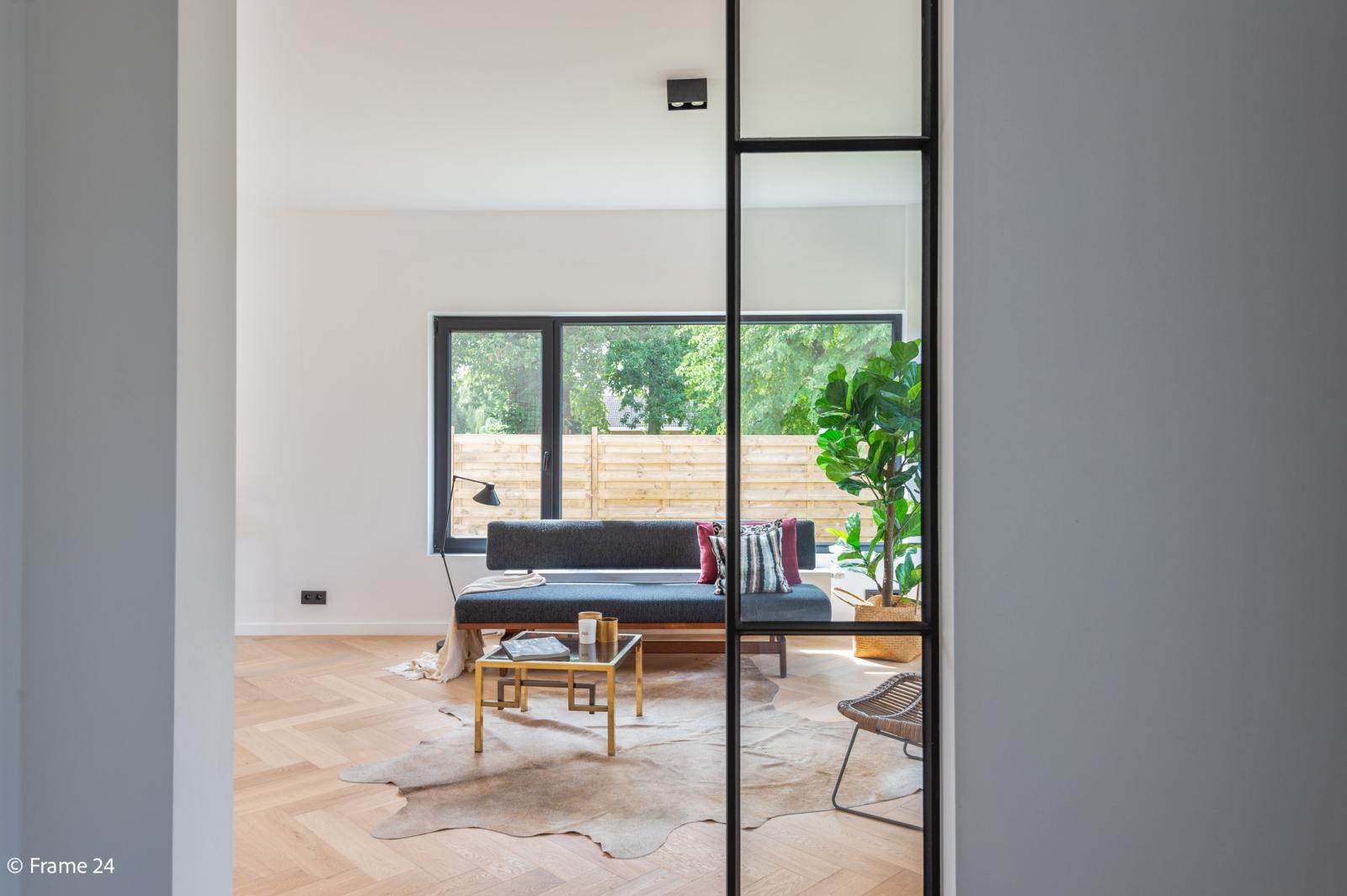 Nieuwe, vrijstaande woning in Wijnegem met hoogwaardige afwerking afbeelding 8