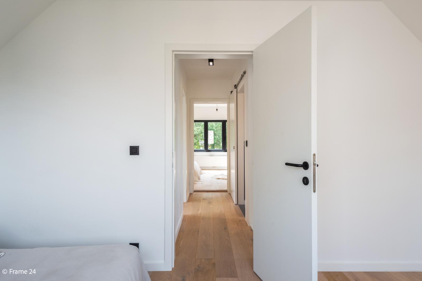 Nieuwe, vrijstaande woning in Wijnegem met hoogwaardige afwerking afbeelding 22