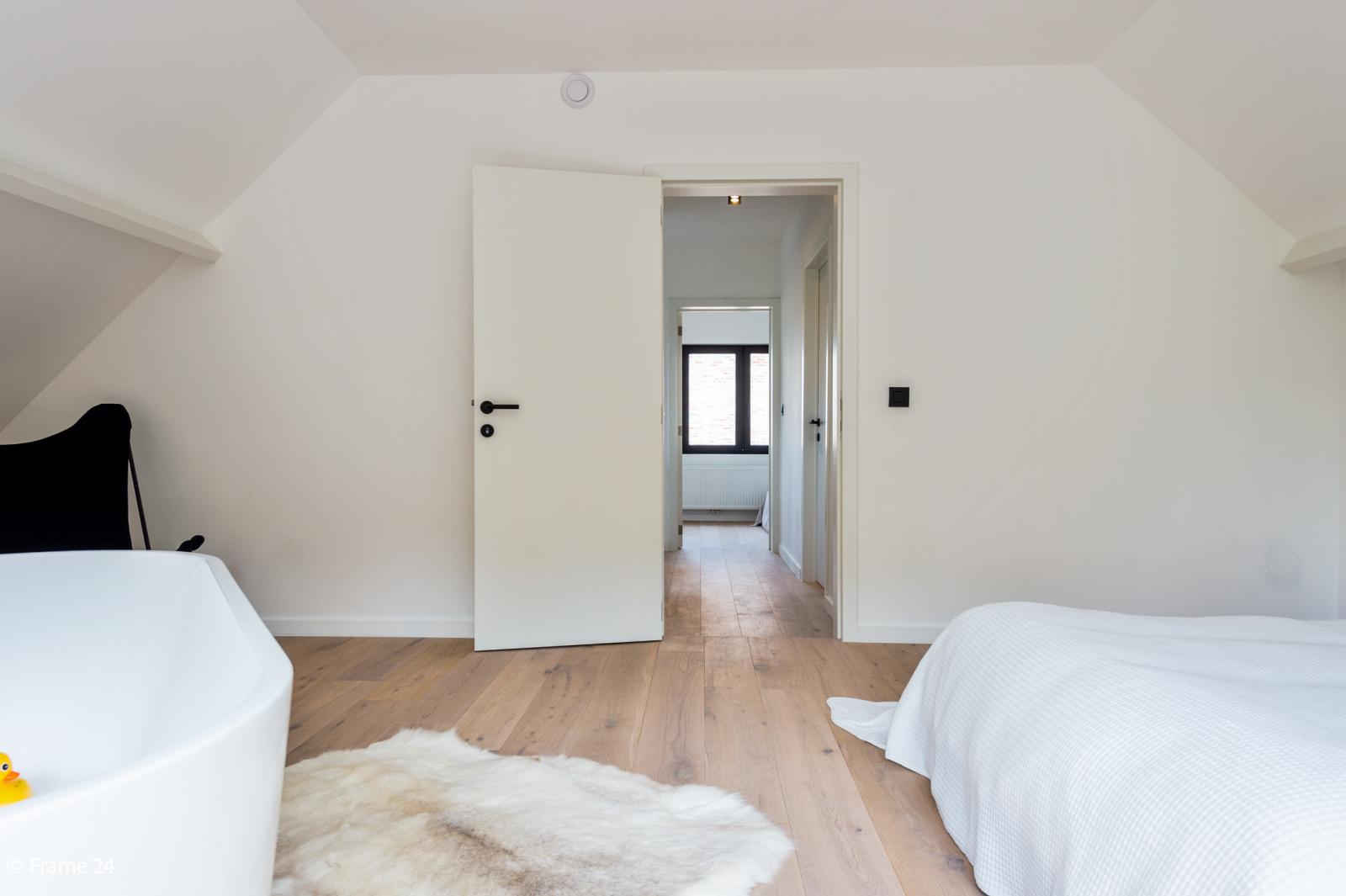 Nieuwe, vrijstaande woning in Wijnegem met hoogwaardige afwerking afbeelding 21