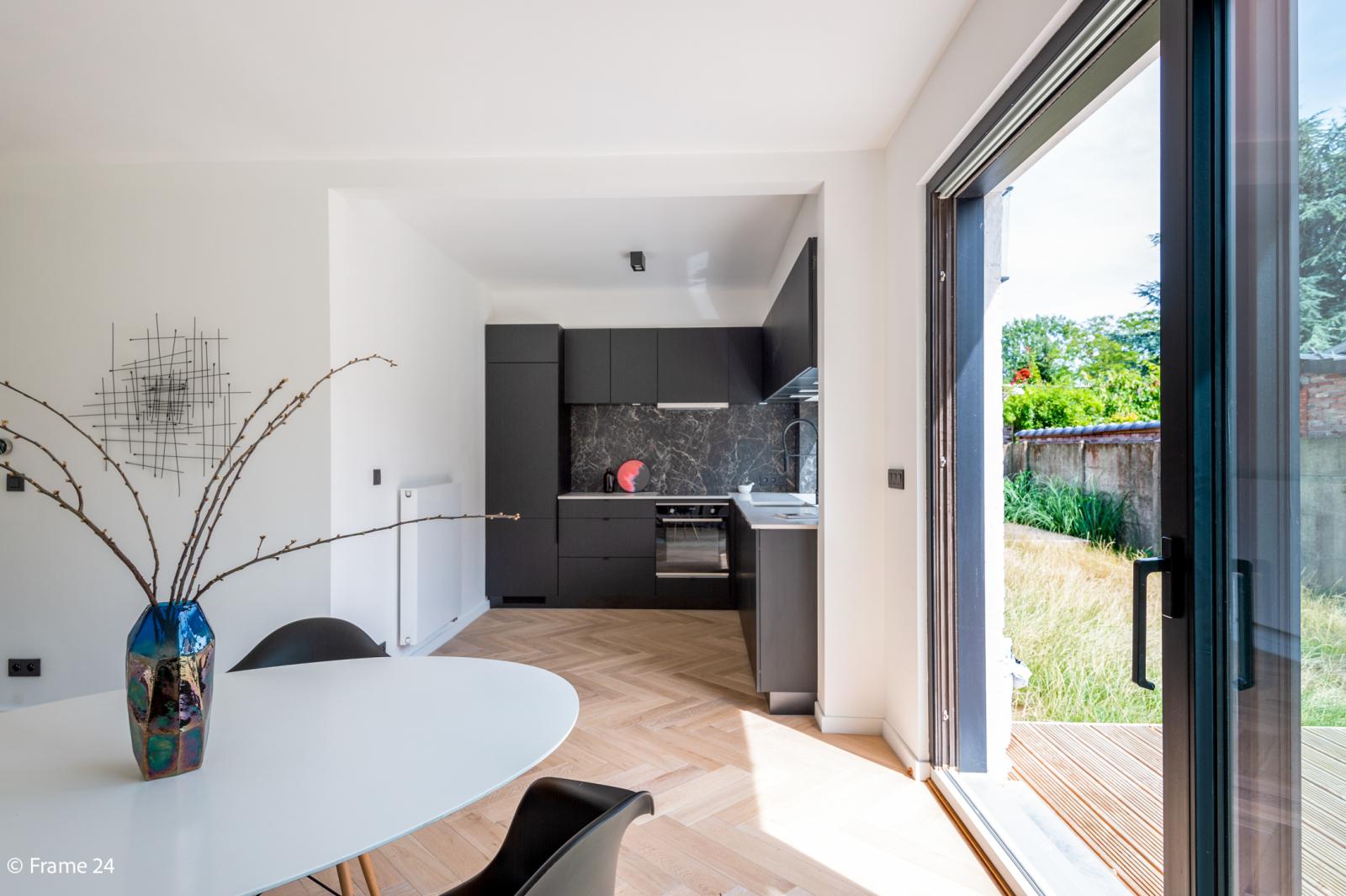 Nieuwe, vrijstaande woning in Wijnegem met hoogwaardige afwerking afbeelding 13