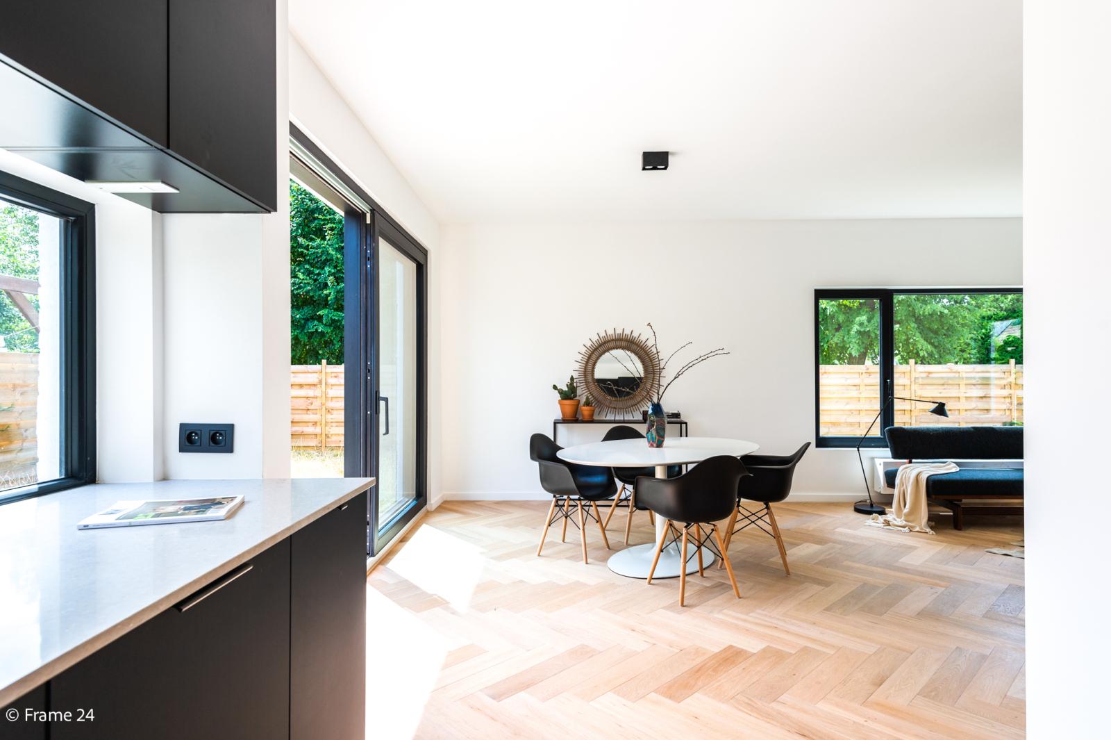 Nieuwe, vrijstaande woning in Wijnegem met hoogwaardige afwerking afbeelding 16