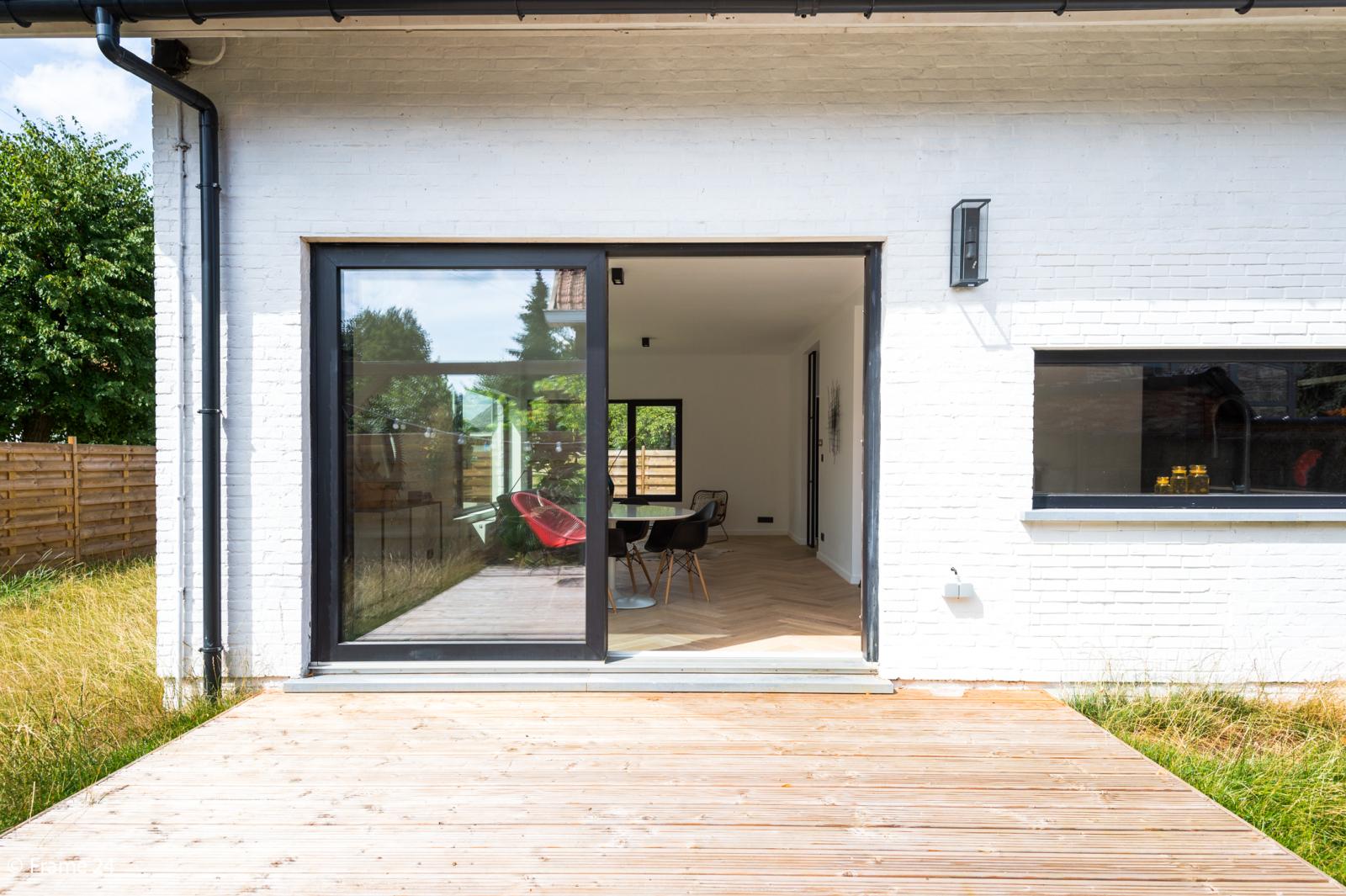 Nieuwe, vrijstaande woning in Wijnegem met hoogwaardige afwerking afbeelding 17