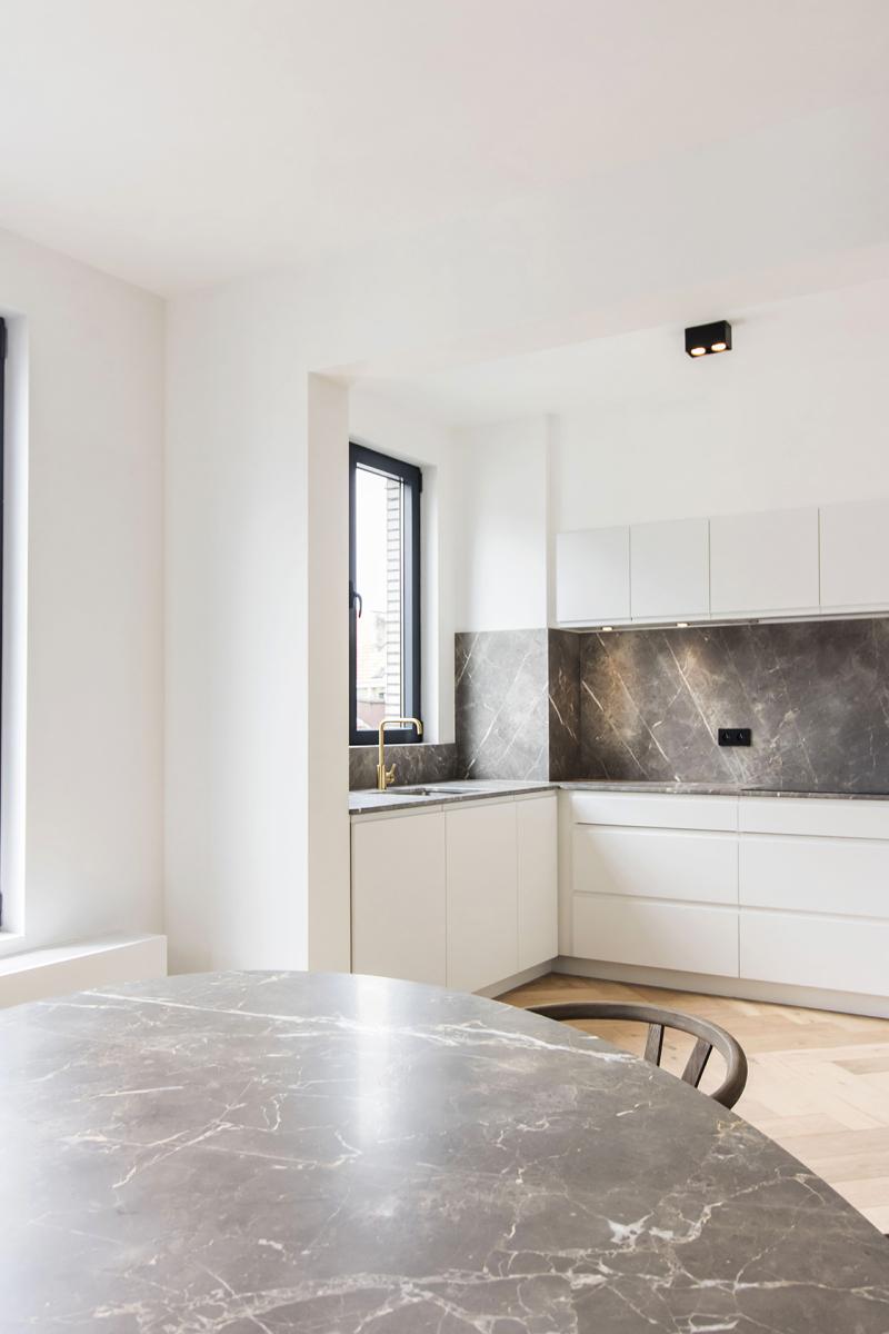Stijlvol appartement met luxueuze afwerking aan het stadspark afbeelding 6