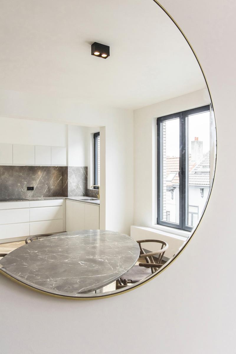 Stijlvol appartement met luxueuze afwerking aan het stadspark afbeelding 12