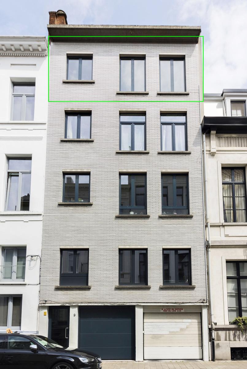 Stijlvol appartement met luxueuze afwerking aan het stadspark afbeelding 15