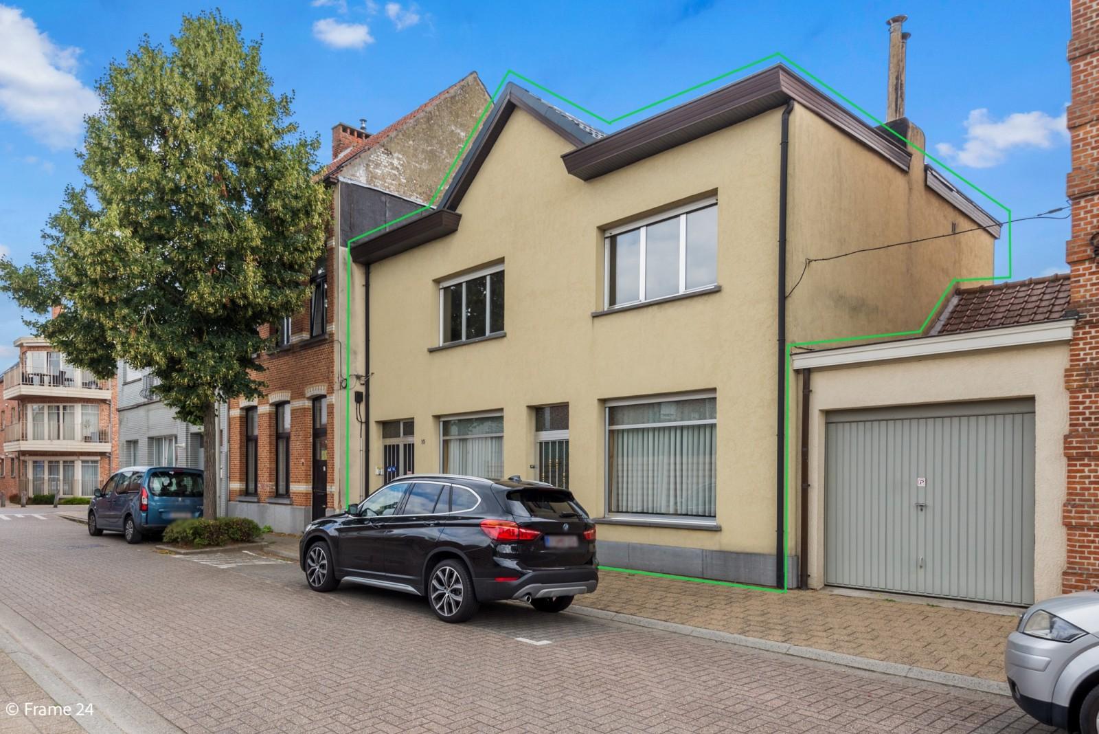Te renoveren woning met tal van mogelijkheden in het centrum van Oelegem! afbeelding 22