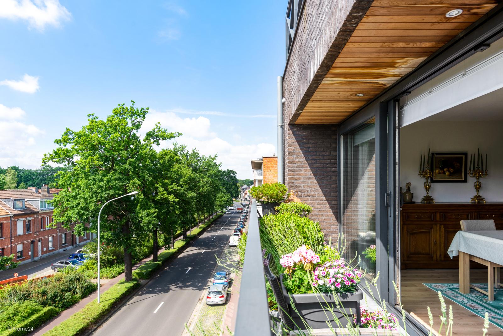 Prachtig instapklaar appartement met twee ruime slaapkamers nabij het centrum van Schoten! afbeelding 13