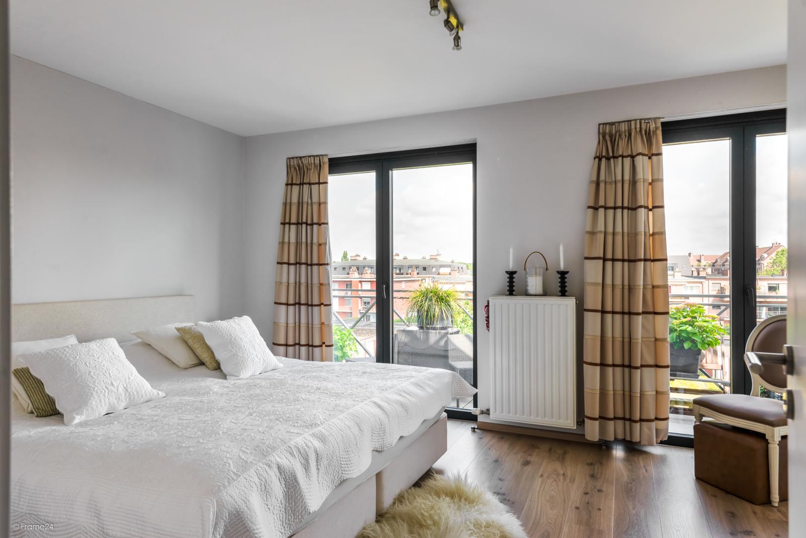 Prachtig instapklaar appartement met twee ruime slaapkamers nabij het centrum van Schoten! afbeelding 14