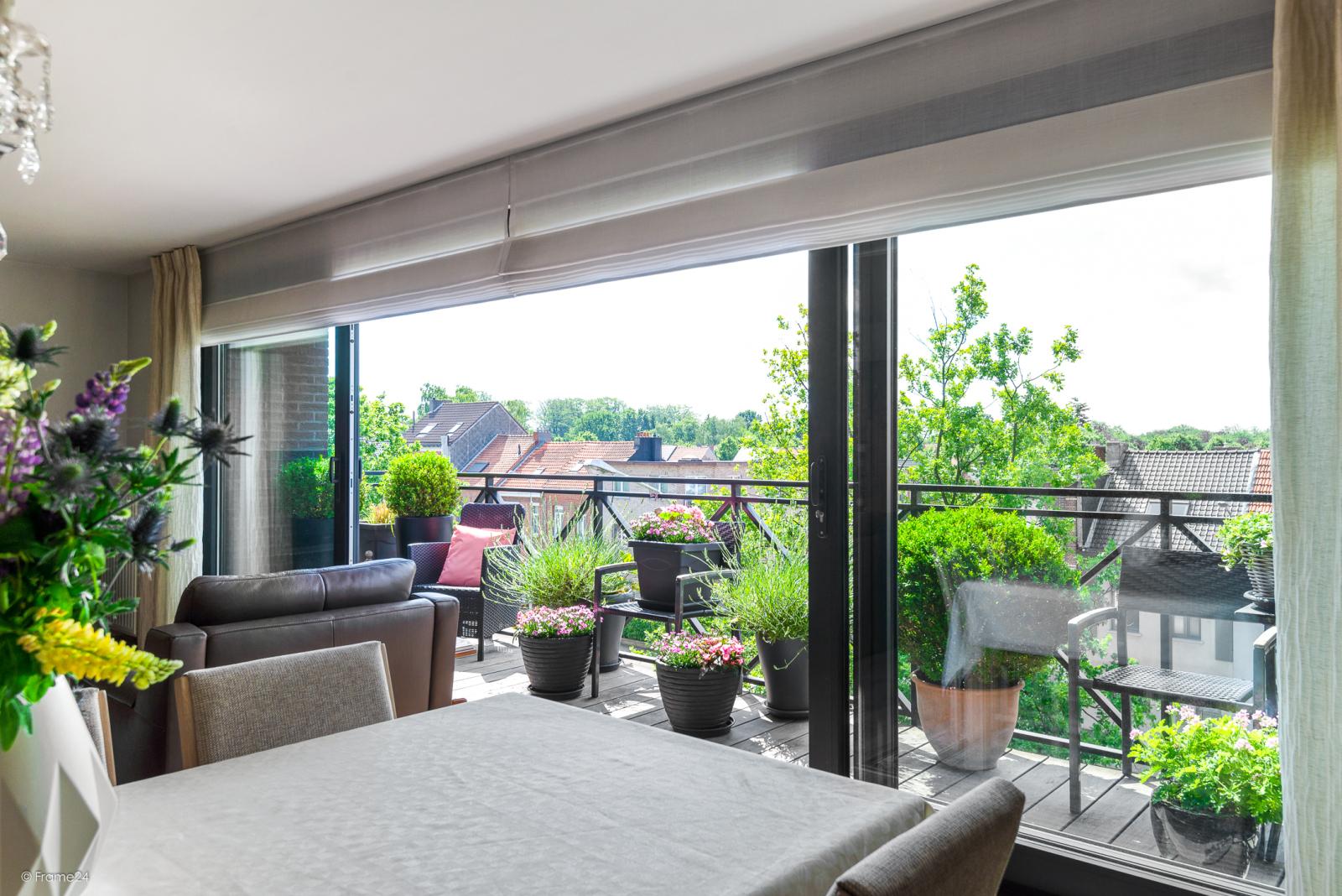 Prachtig instapklaar appartement met twee ruime slaapkamers nabij het centrum van Schoten! afbeelding 2