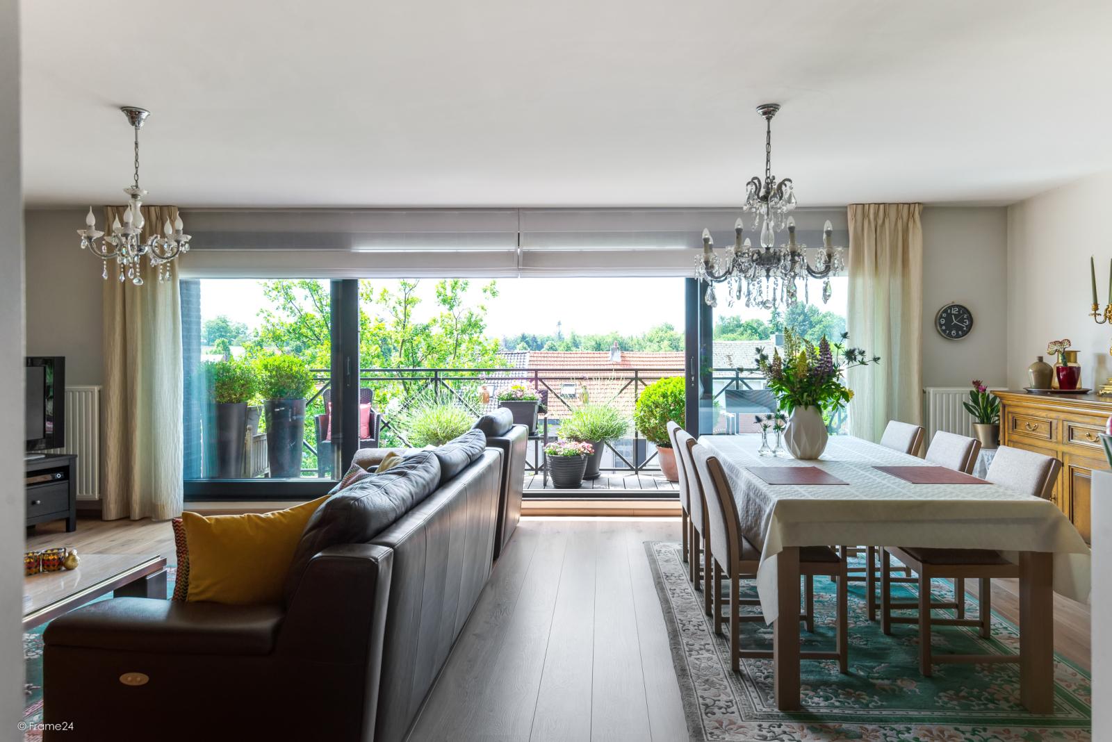 Prachtig instapklaar appartement met twee ruime slaapkamers nabij het centrum van Schoten! afbeelding 10