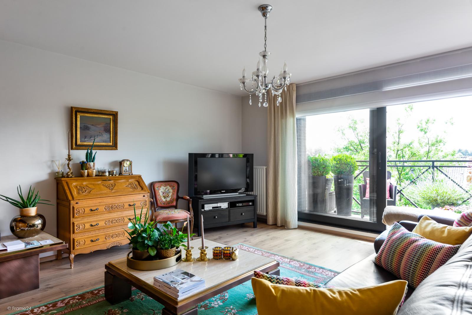 Prachtig instapklaar appartement met twee ruime slaapkamers nabij het centrum van Schoten! afbeelding 6