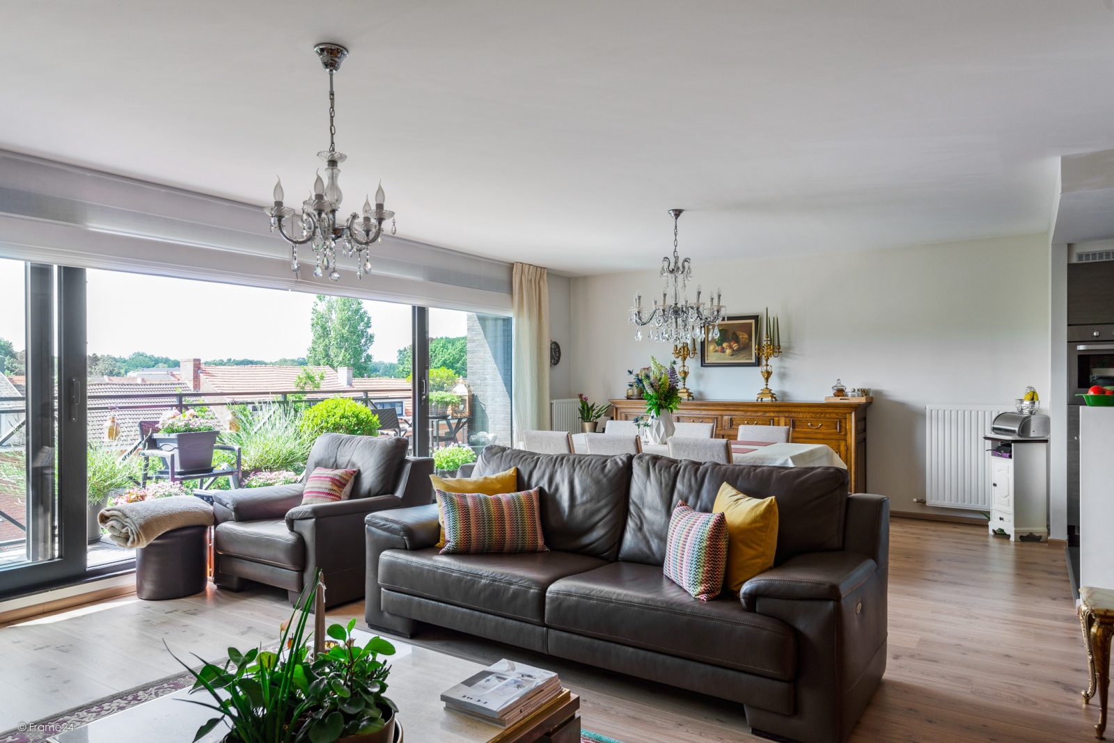 Prachtig instapklaar appartement met twee ruime slaapkamers nabij het centrum van Schoten! afbeelding 7