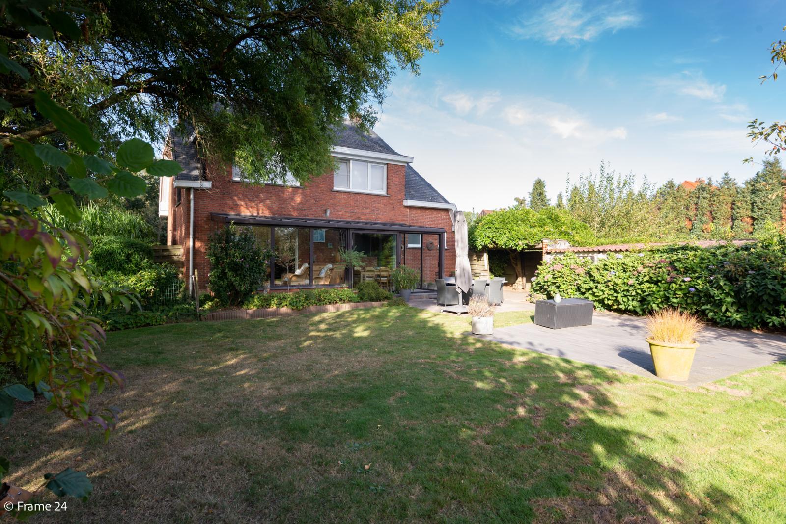 Mooie woning met grote weide (2.700 m²) te Wommelgem. Ideaal voor het houden van paarden of schapen! afbeelding 31