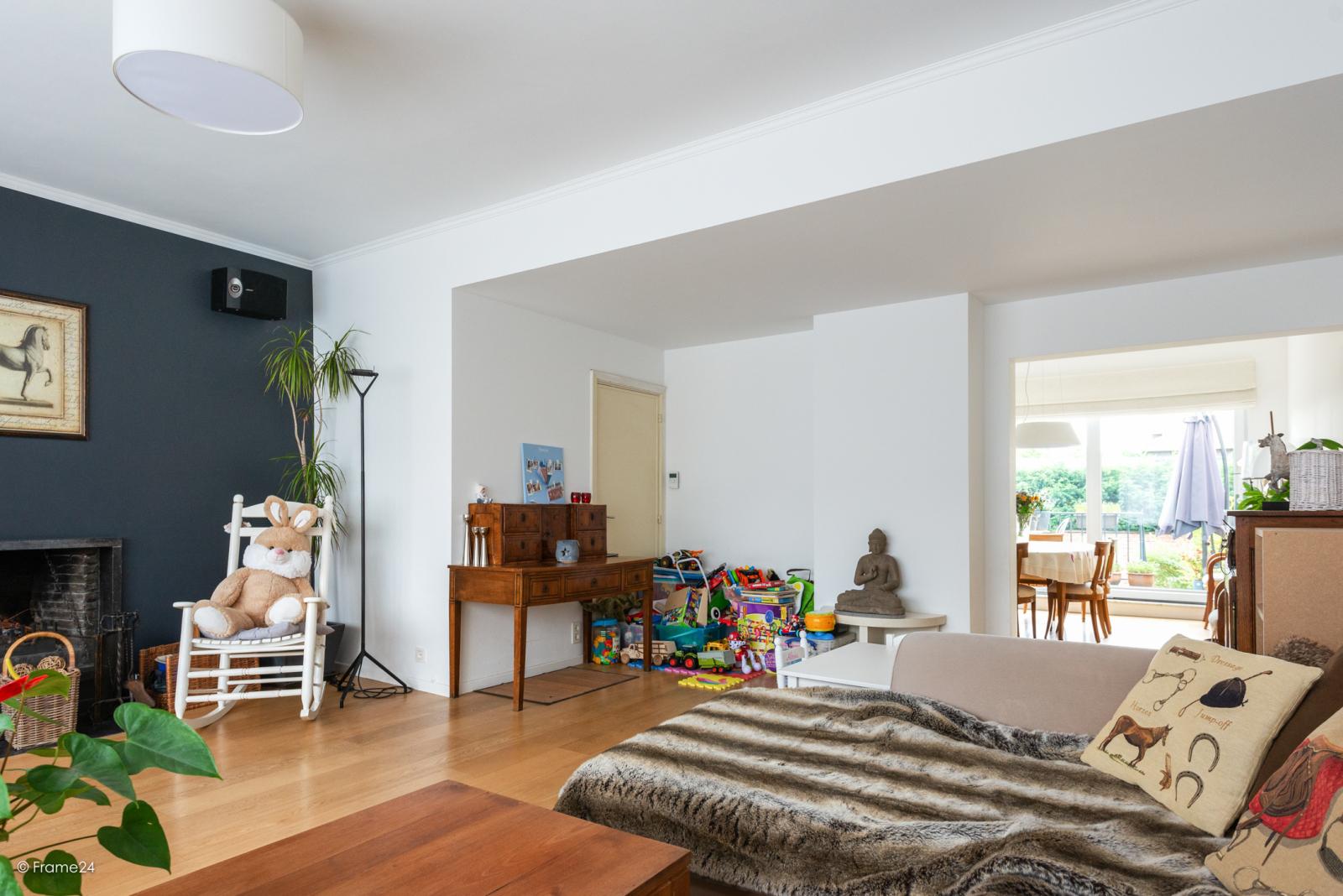 Zeer ruime en volledig instapklare bel-étagewoning met 4 slaapkamers te Wilrijk! afbeelding 6