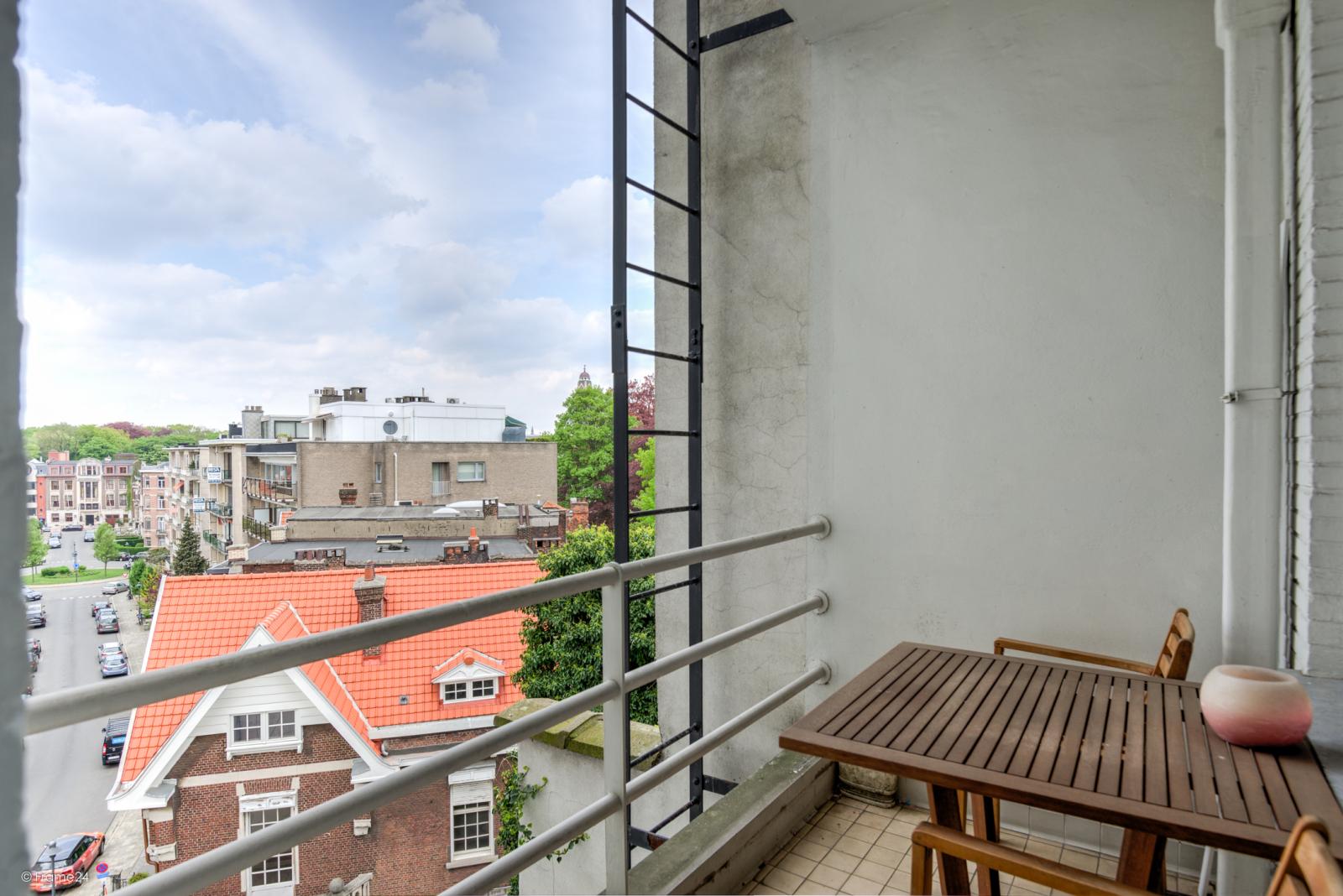 Uitzonderlijk appartement (+/- 250m²) met panoramische uitzichten te Antwerpen! afbeelding 27