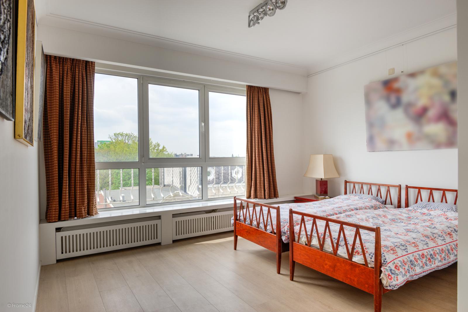 Uitzonderlijk appartement (+/- 250m²) met panoramische uitzichten te Antwerpen! afbeelding 19