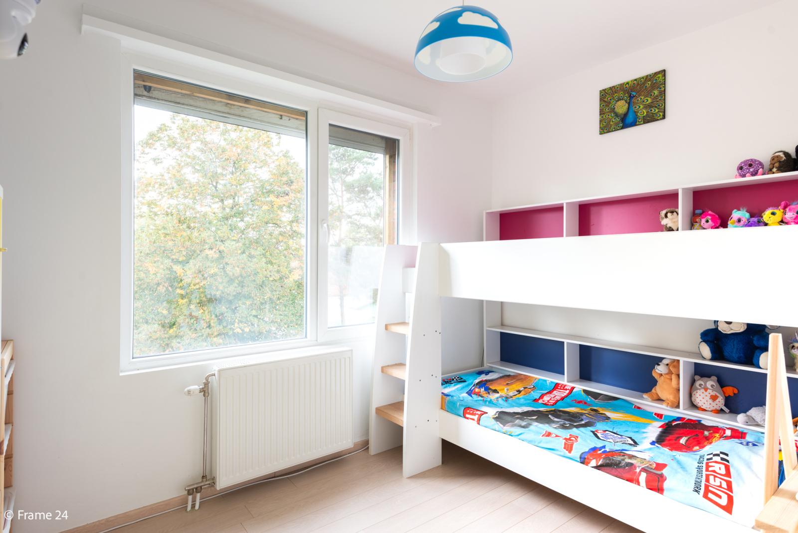 Mooi en gezellig appartement met twee doorlopende slaapkamers en terras te Borsbeek! afbeelding 10