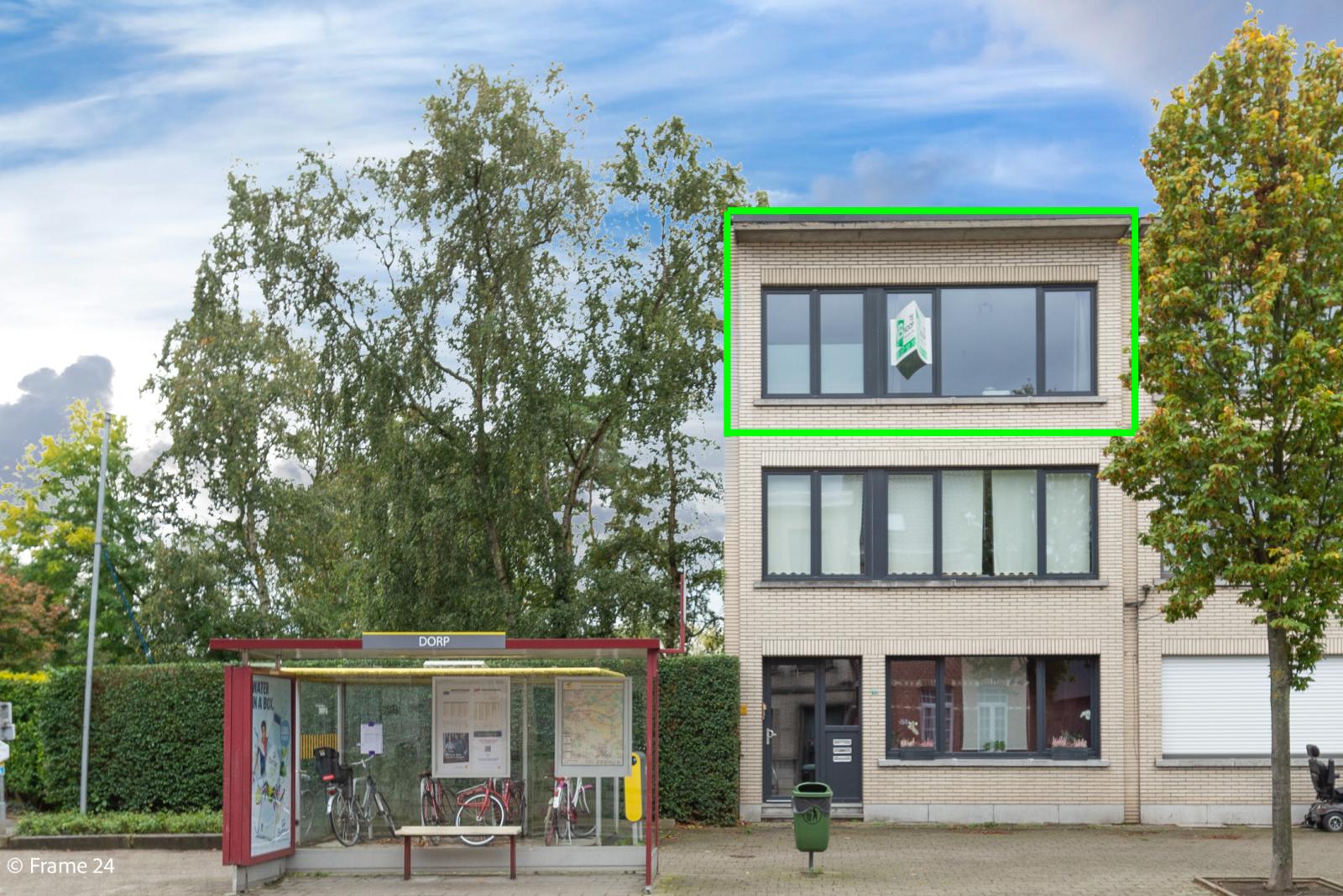 Mooi en gezellig appartement met twee doorlopende slaapkamers en terras te Borsbeek! afbeelding 14