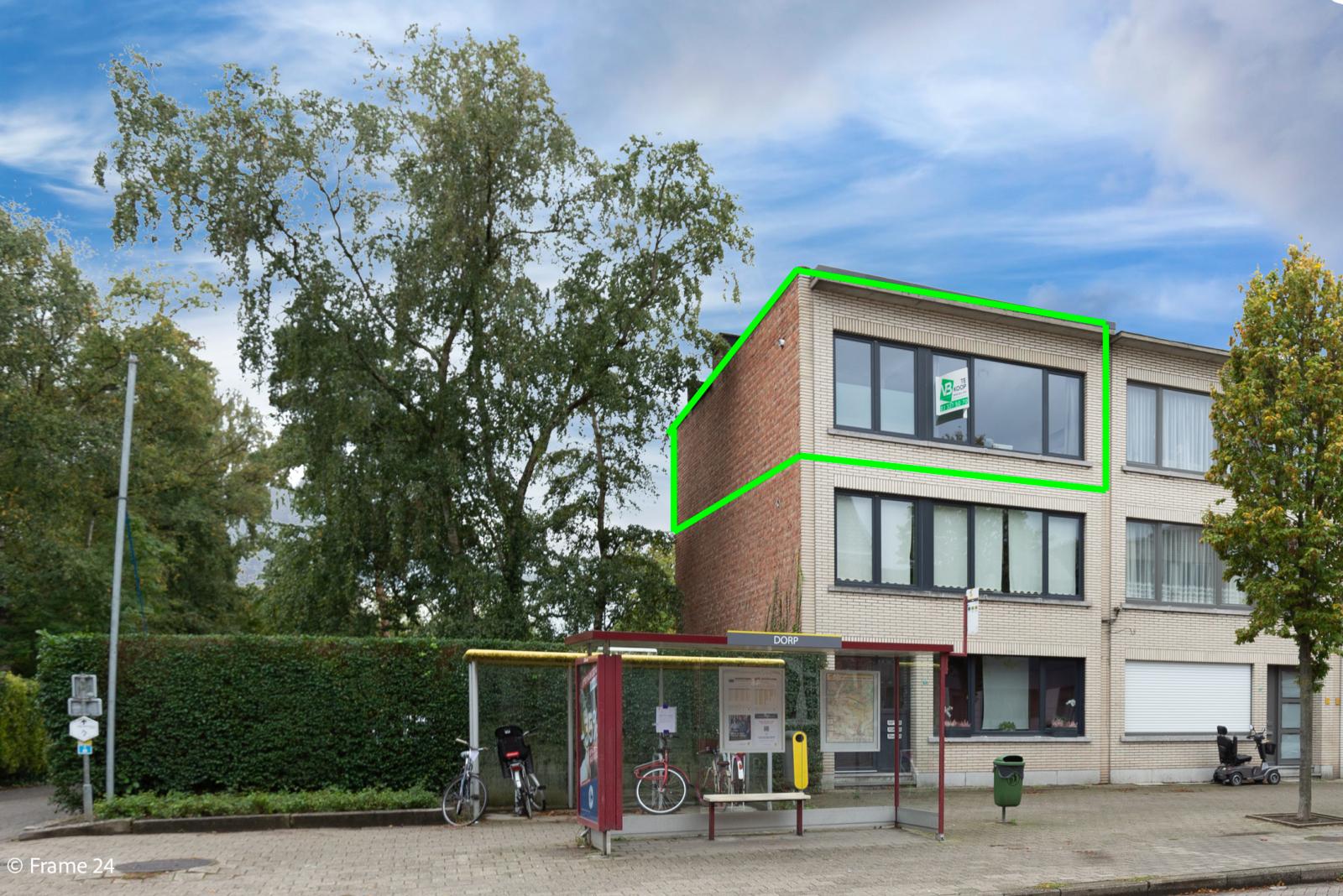 Mooi en gezellig appartement met twee doorlopende slaapkamers en terras te Borsbeek! afbeelding 15