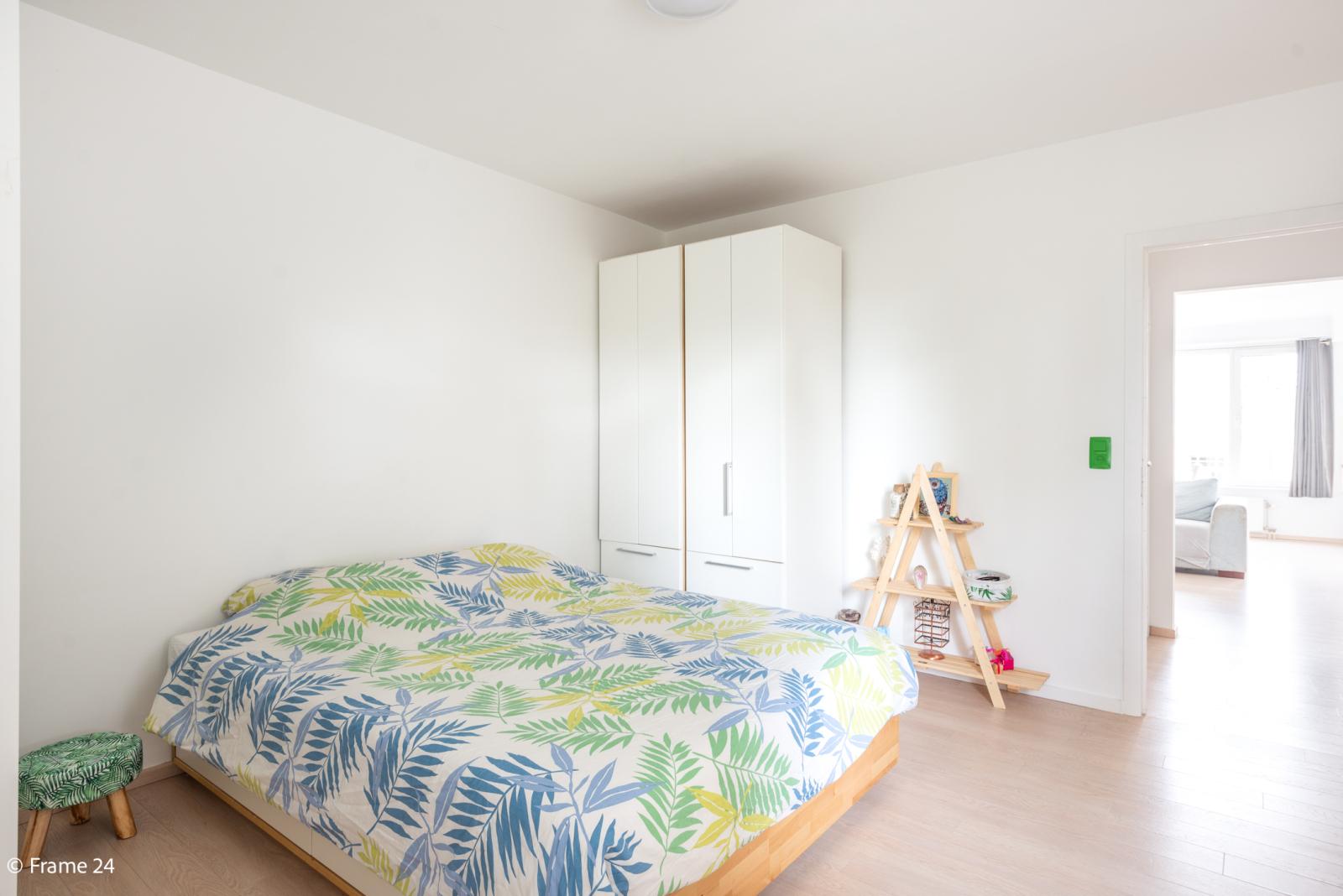 Mooi en gezellig appartement met twee doorlopende slaapkamers en terras te Borsbeek! afbeelding 8