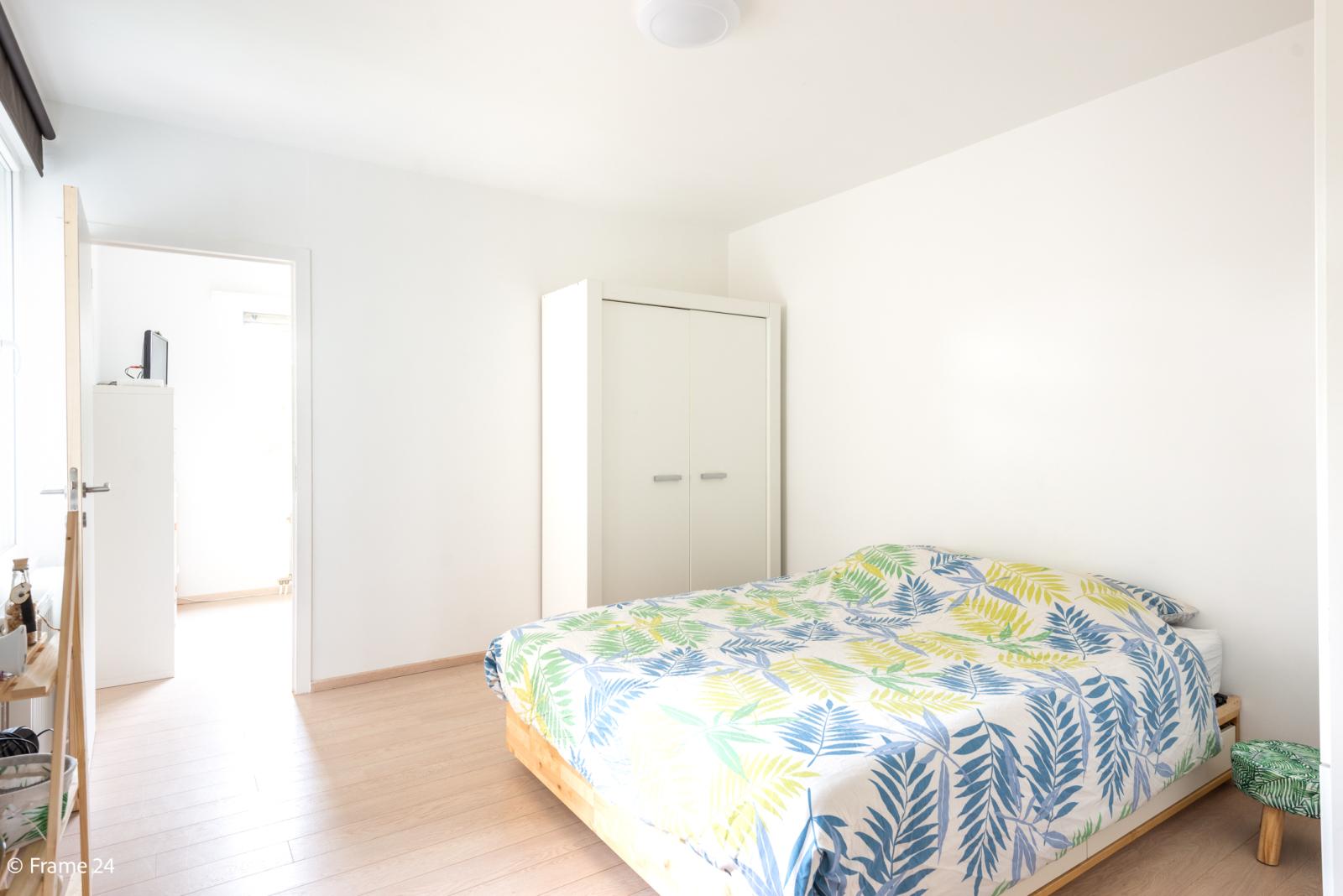 Mooi en gezellig appartement met twee doorlopende slaapkamers en terras te Borsbeek! afbeelding 9