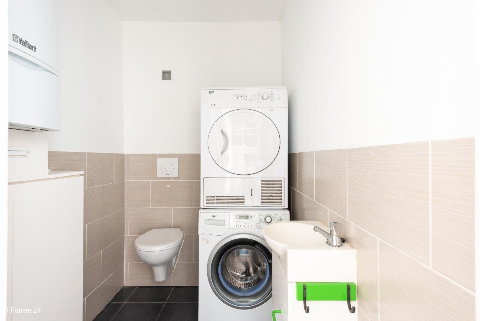 Mooi en gezellig appartement met twee doorlopende slaapkamers en terras te Borsbeek! afbeelding 12