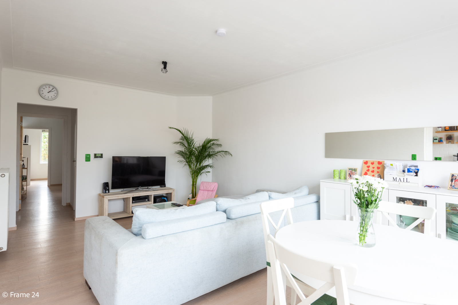 Mooi en gezellig appartement met twee doorlopende slaapkamers en terras te Borsbeek! afbeelding 6