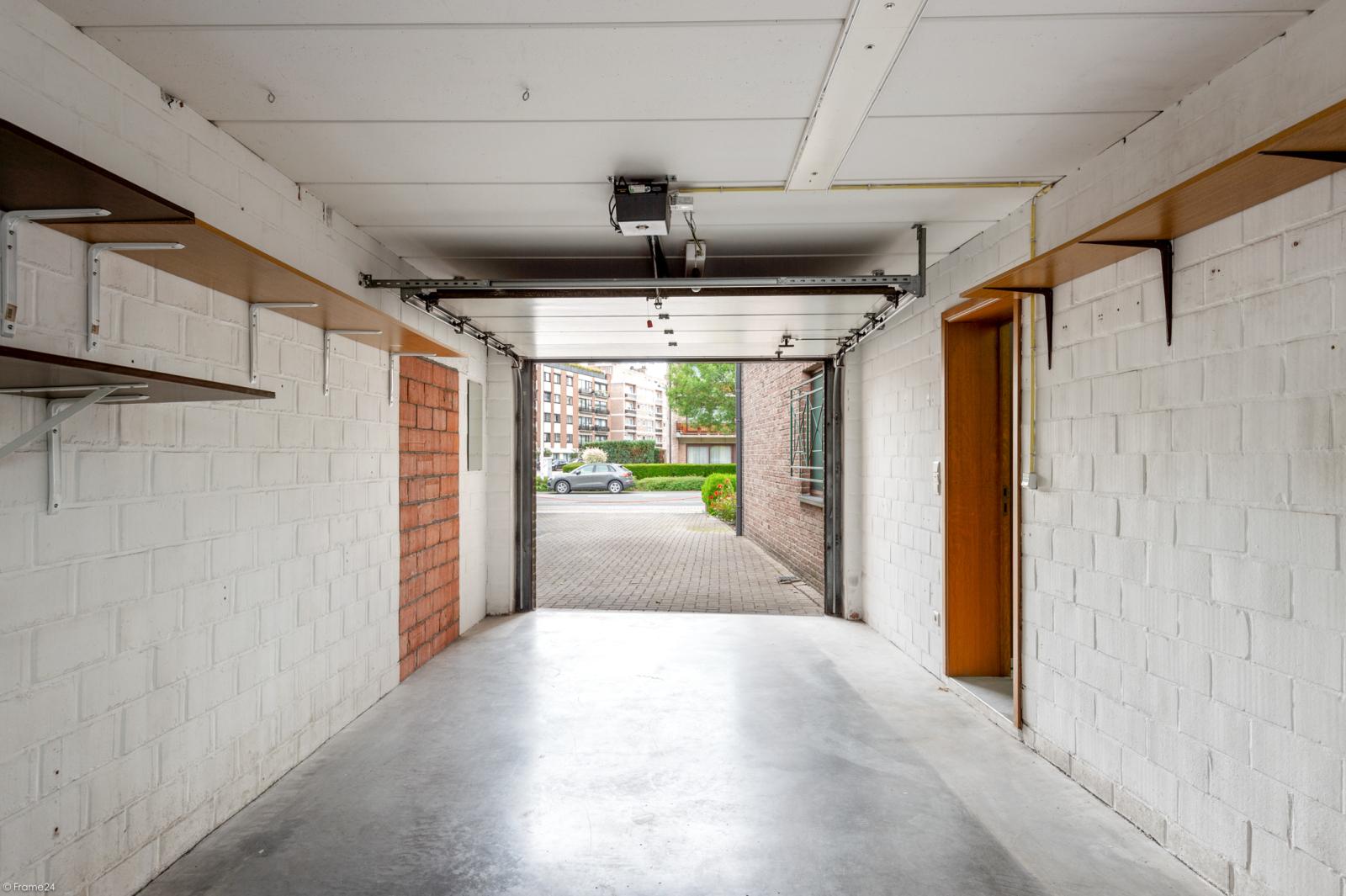 Zeer verzorgd en ruim gelijkvloers appartement (+/- 100m²) met tuin nabij het centrum van Schoten! afbeelding 15