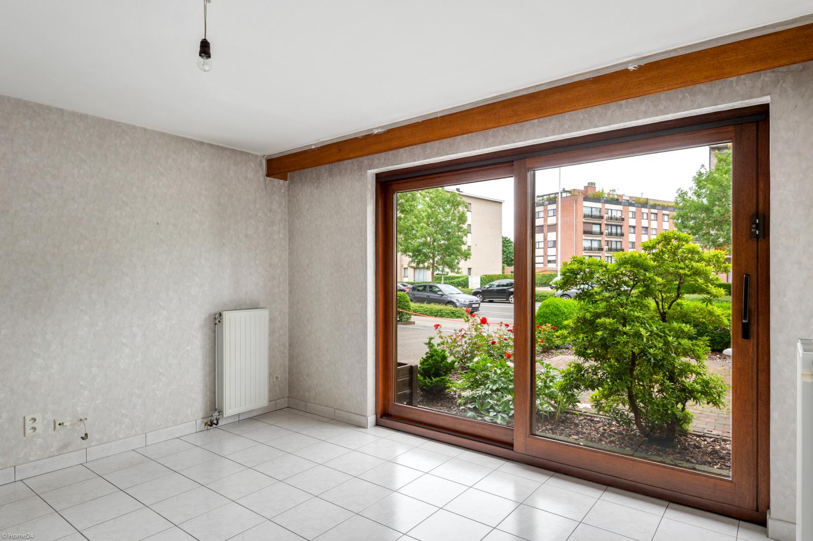 Zeer verzorgd en ruim gelijkvloers appartement (+/- 100m²) met tuin nabij het centrum van Schoten! afbeelding 4