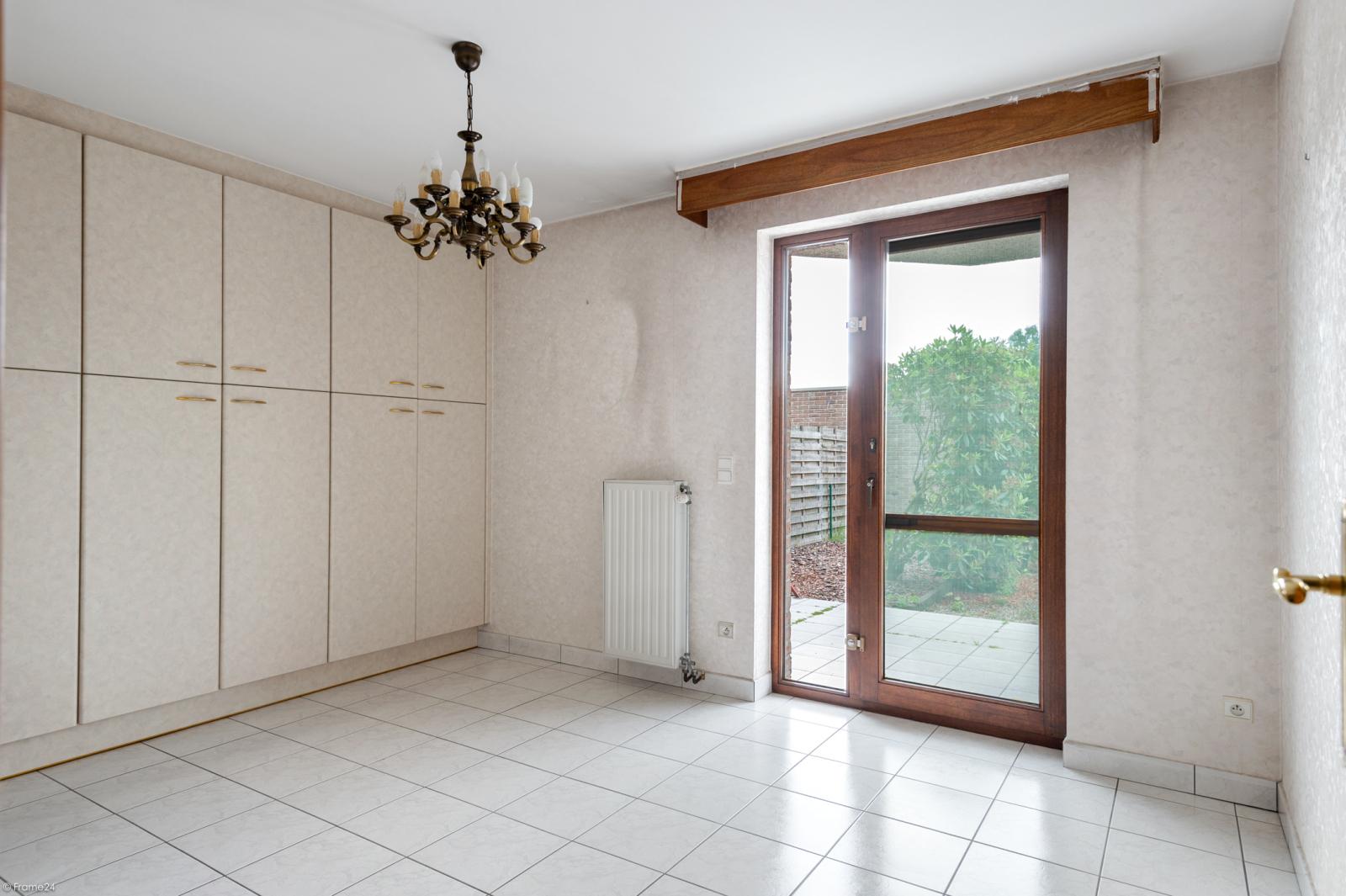 Zeer verzorgd en ruim gelijkvloers appartement (+/- 100m²) met tuin nabij het centrum van Schoten! afbeelding 10