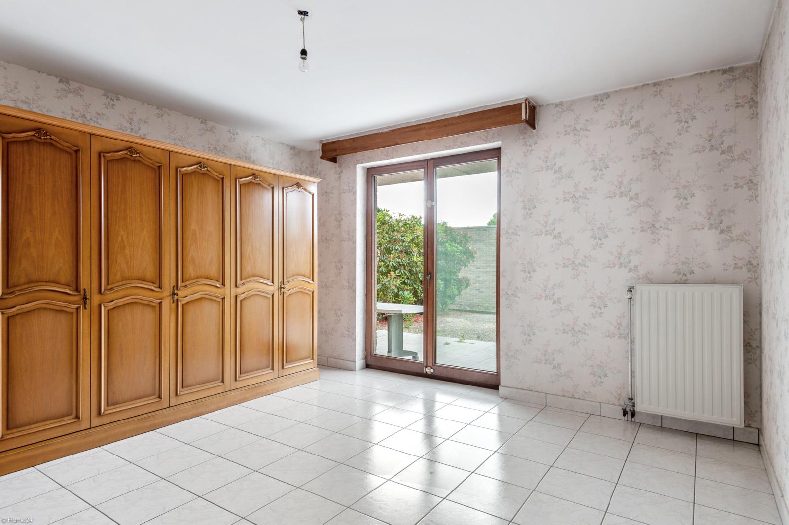 Zeer verzorgd en ruim gelijkvloers appartement (+/- 100m²) met tuin nabij het centrum van Schoten! afbeelding 11