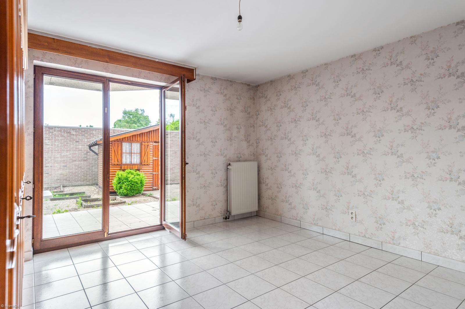 Zeer verzorgd en ruim gelijkvloers appartement (+/- 100m²) met tuin nabij het centrum van Schoten! afbeelding 12