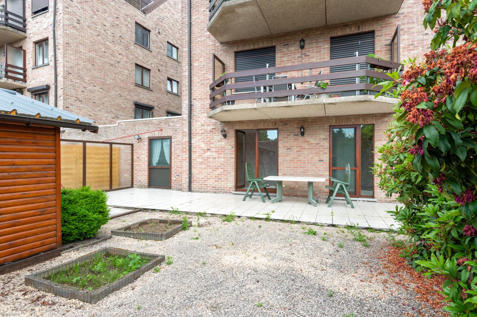Zeer verzorgd en ruim gelijkvloers appartement (+/- 100m²) met tuin nabij het centrum van Schoten! afbeelding 18