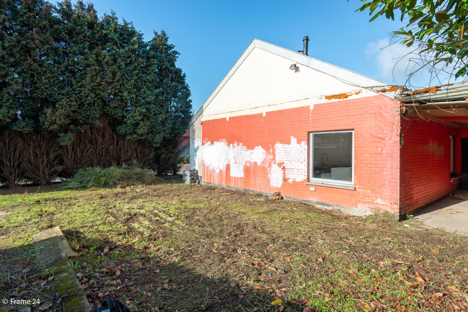 Winkelruimte met woonst op commerciële toplocatie te Zandhoven! afbeelding 22