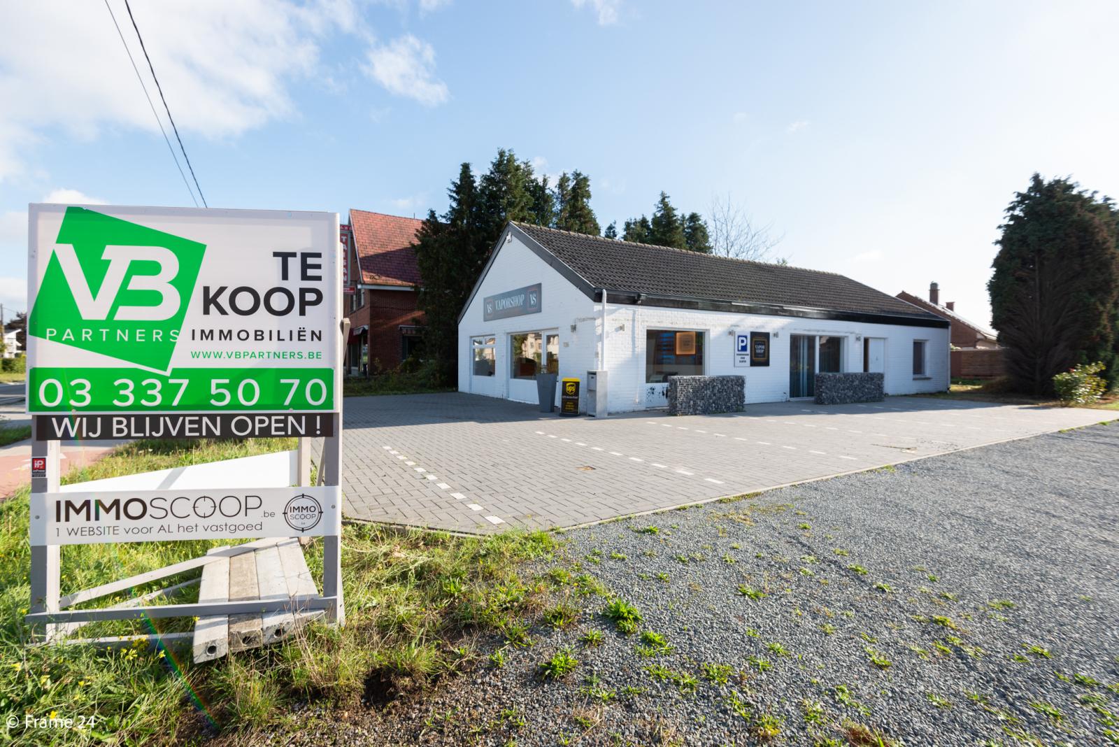 Winkelruimte met woonst op commerciële toplocatie te Zandhoven! afbeelding 25