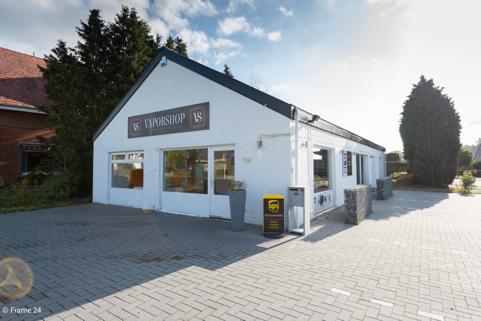 Winkelruimte met woonst op commerciële toplocatie te Zandhoven! afbeelding 26