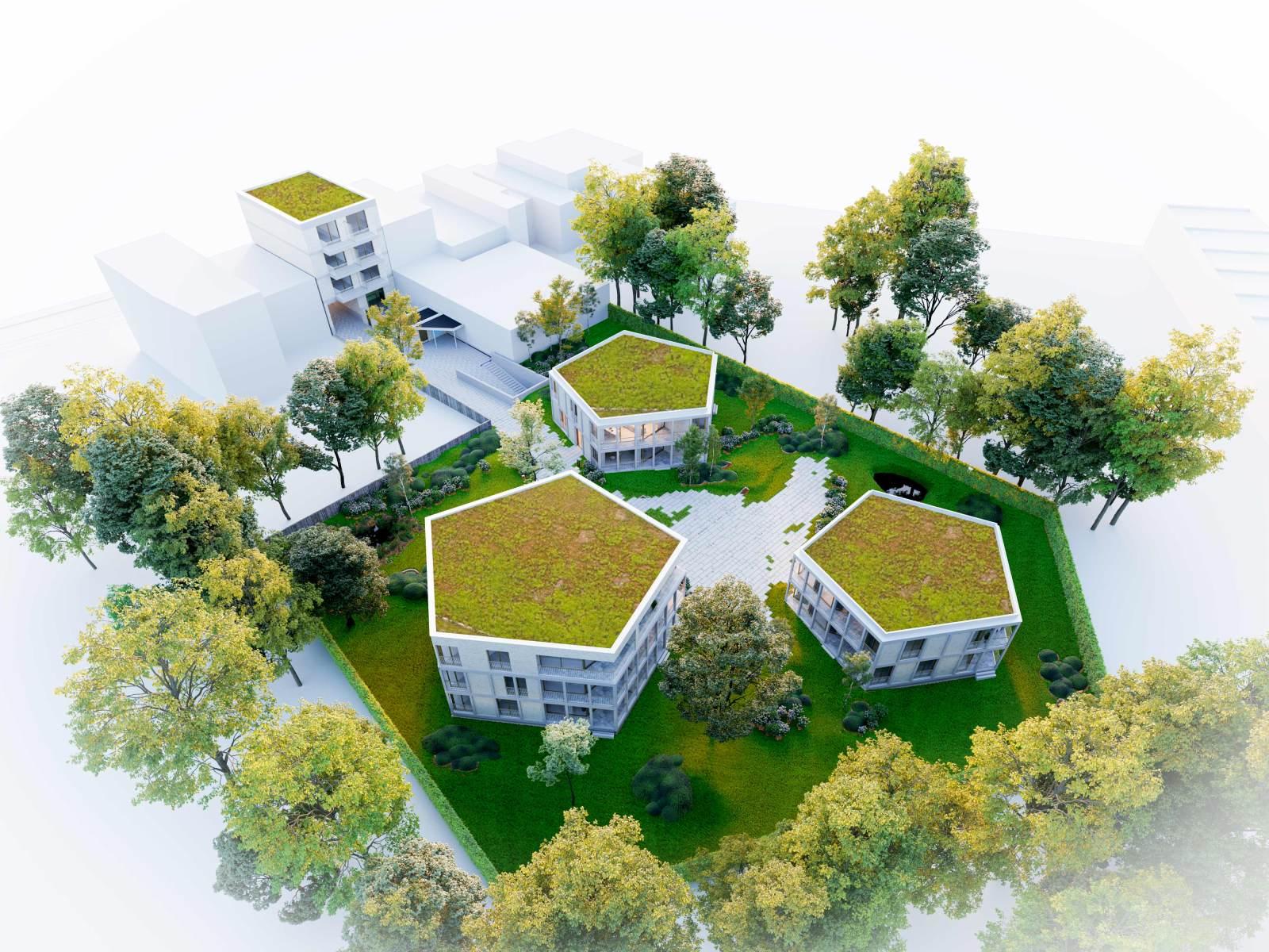 Nieuwbouw appartement op de gelijkvloers verdieping in prachtig binnengebied! afbeelding 6