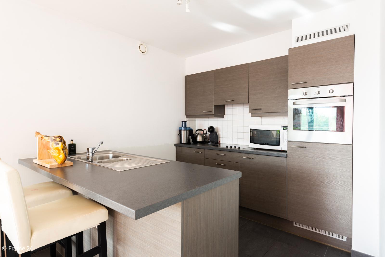 Nieuw appartement met twee slaapkamers en twee terrassen op centrale locatie te Schoten! afbeelding 6